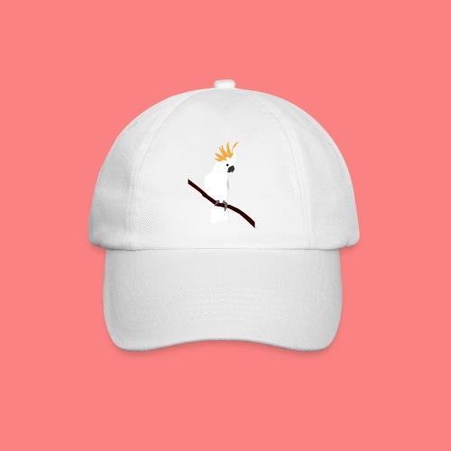 WHITE CACATUA - Cappello con visiera
