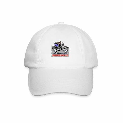 bikerholic - Baseball Cap
