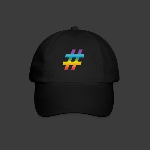 rainbow hash include - Baseball Cap