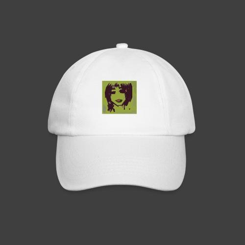 Green brown girl - Baseball Cap