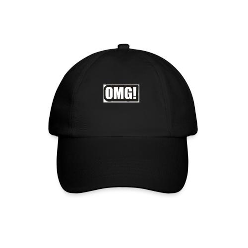 large wordprops omg - Basebollkeps