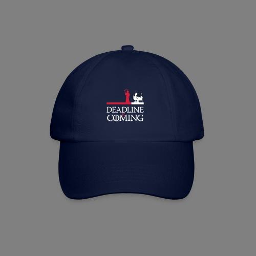 deadline is coming - Baseballkappe