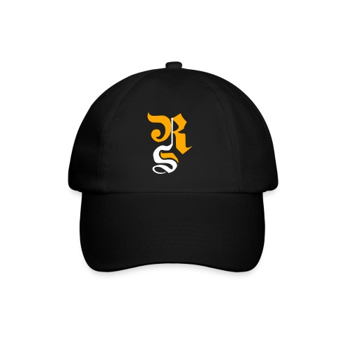 design 37508 125474326 RS Orange Weiss Logo Cap - Baseballkappe