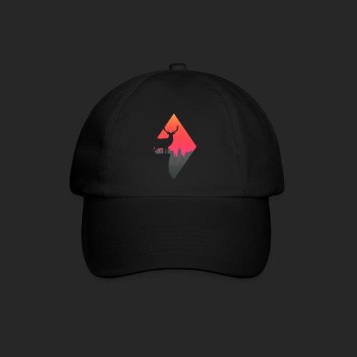 Sunset Deer - Baseball Cap
