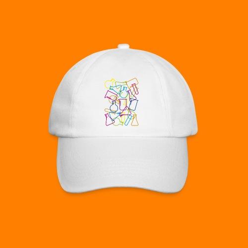 Large Laboratory Glassware - Baseball Cap
