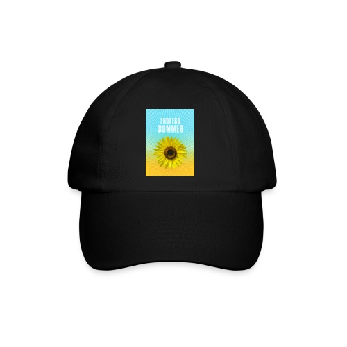 sunflower endless summer Sonnenblume Sommer - Baseball Cap