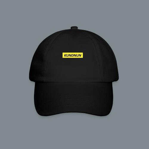 Kundnun official - Baseballcap