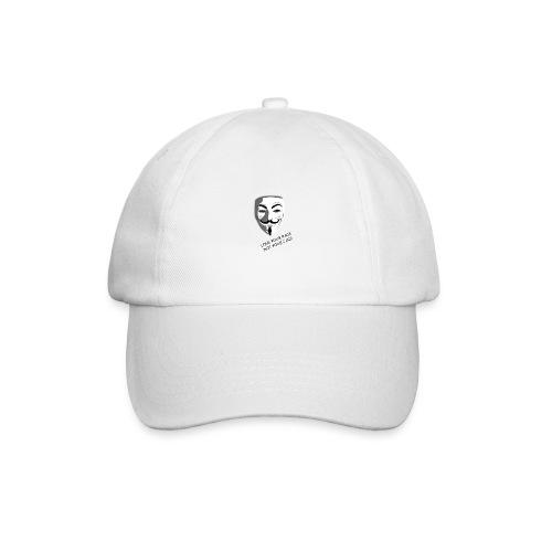 Anonymous Love Your Rage - Baseball Cap