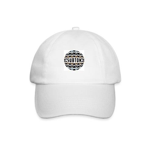 wereldbol_subton2-jpg - Baseball Cap