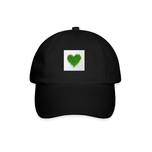Herzrasen Button - Baseballkappe