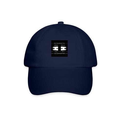 coverRETRO03bl - Baseballkappe