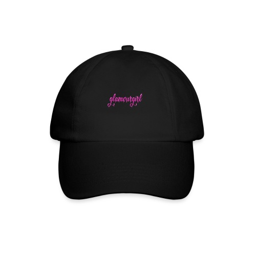 Glamourgirl dripping letters - Baseballcap