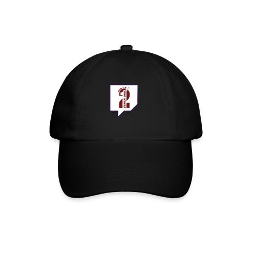 Logo Twitch - Cappello con visiera