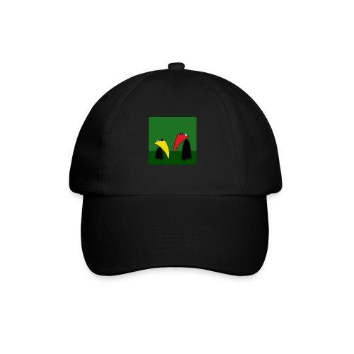 Raving Ravens - in the jungle - Baseball Cap