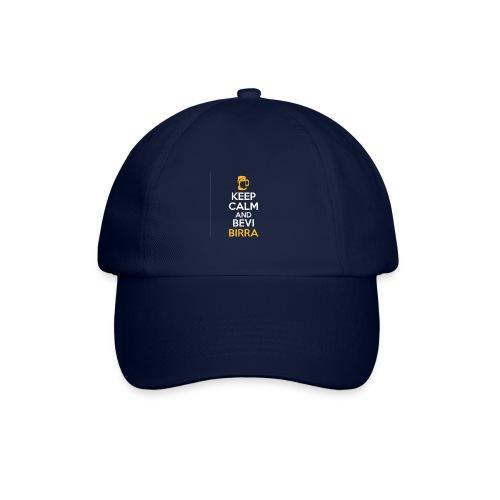 KEEP CALM AND BEVI BIRRA - Cappello con visiera