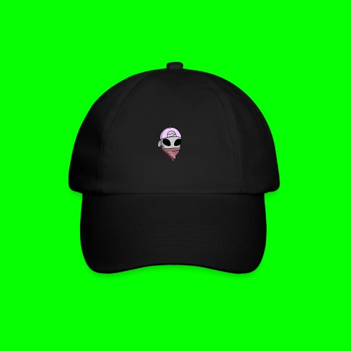gangsta alien logo - Cappello con visiera