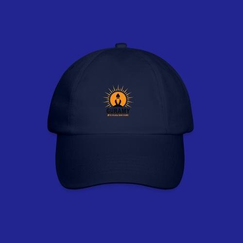 final nero con scritta - Baseball Cap
