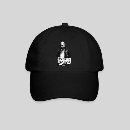 Time to wake up - Casquette classique