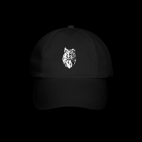 Polygoon wolf - Baseballcap
