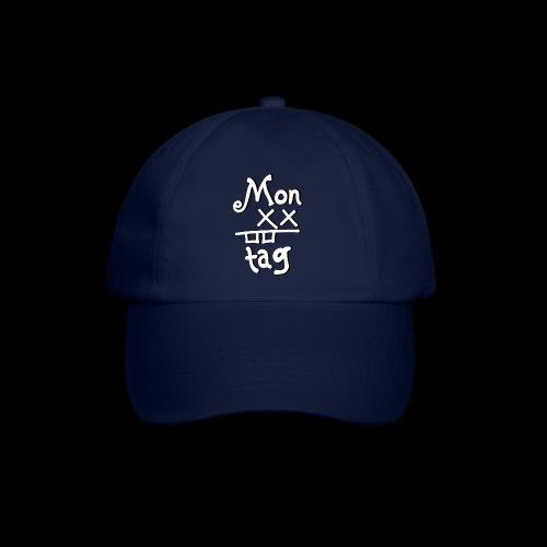 Montag x_x - Baseballkappe