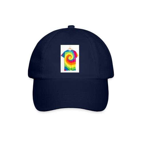 tie die small merch - Baseball Cap
