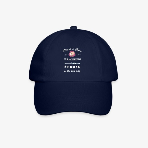 Strong in the Real Way - Cappello con visiera