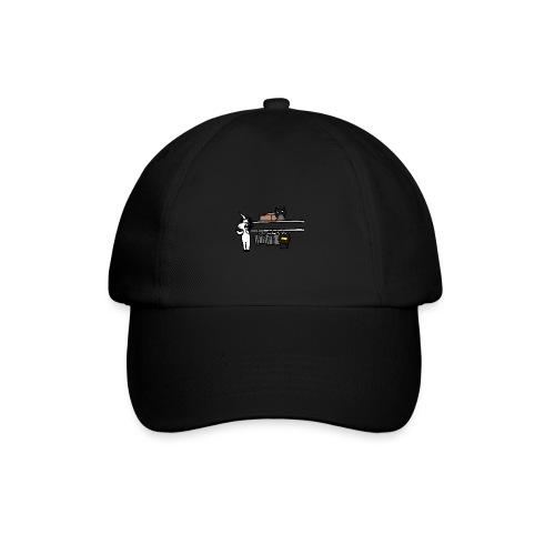 Unicorn parla al telefono - Cappello con visiera