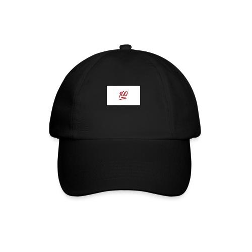 100_emoji - Baseballcap