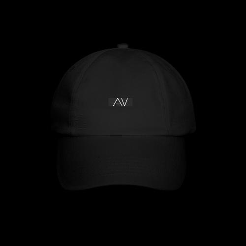 AV White - Baseball Cap