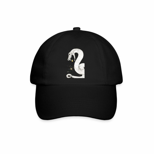Poison - Fight against a giant poisonous snake - Baseball Cap
