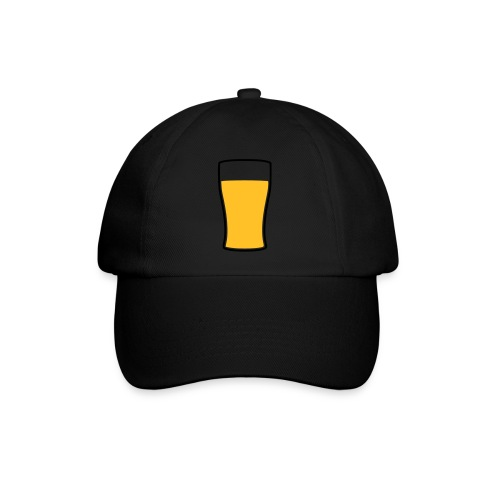Bier! - Baseballkappe