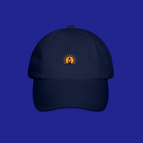 Guramylyfe logo no text black - Baseball Cap
