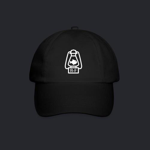 Logo Simple White - Baseballkappe