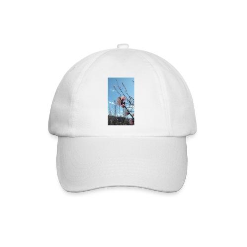 Fiore di pesco - Cappello con visiera
