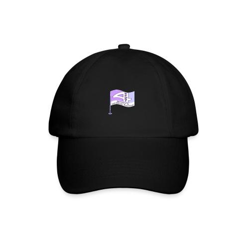 4 sport logo golf - Baseball Cap