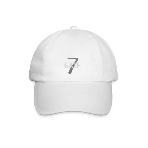 Gate-7 Logo hell - Baseballkappe