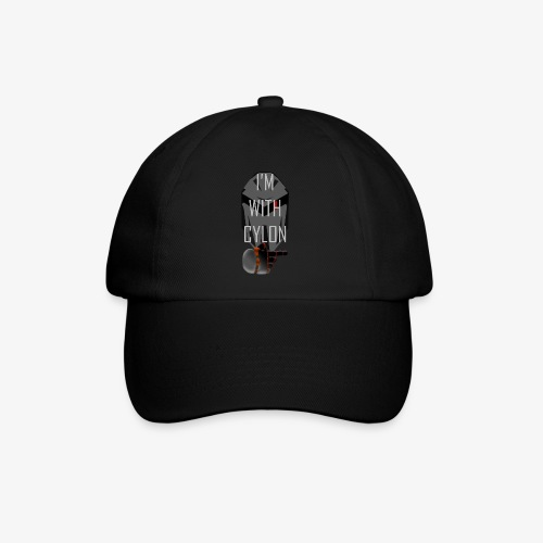 I'm with Cylon - Baseballcap
