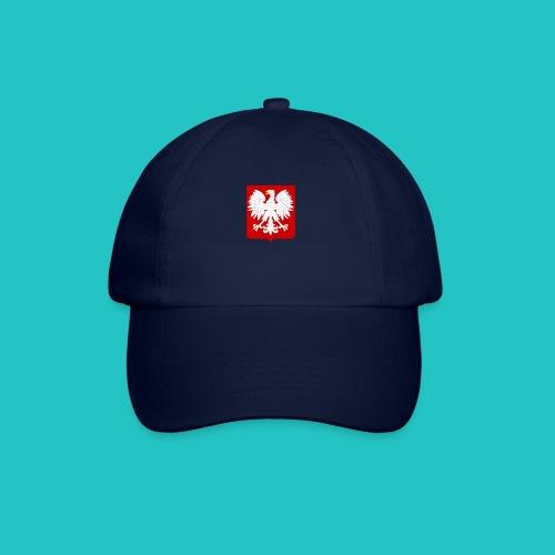 Koszulka z godłem Polski - Czapka z daszkiem