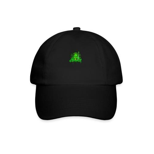 GFSkullOnlyColorShirt - Baseball Cap