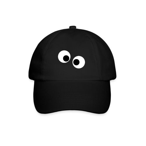 silly eyes - Baseballcap