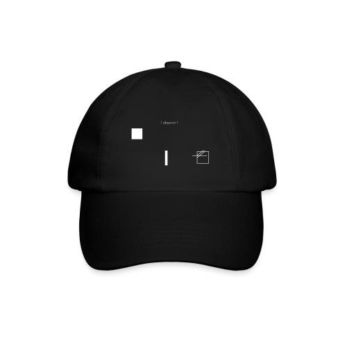 /obeserve/ sweater (M) - Baseballcap