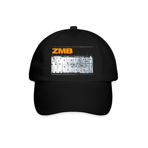 ZMB APOCALYPSE - Baseballkappe