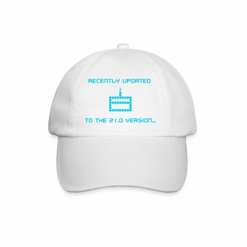 Recently updated to version 21.0 - Baseball Cap
