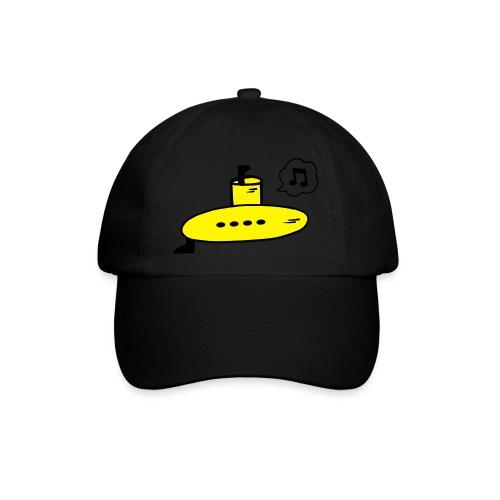 Singing Yellow Submarine - Baseball Cap