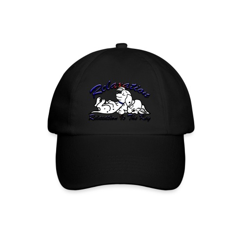 Relaxation Is The Key - Baseball Cap