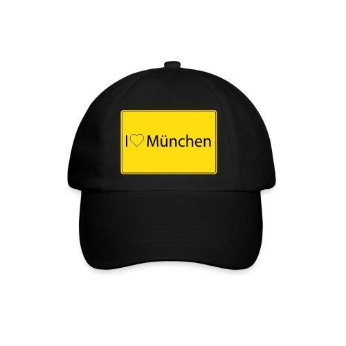 I love München - Baseballkappe