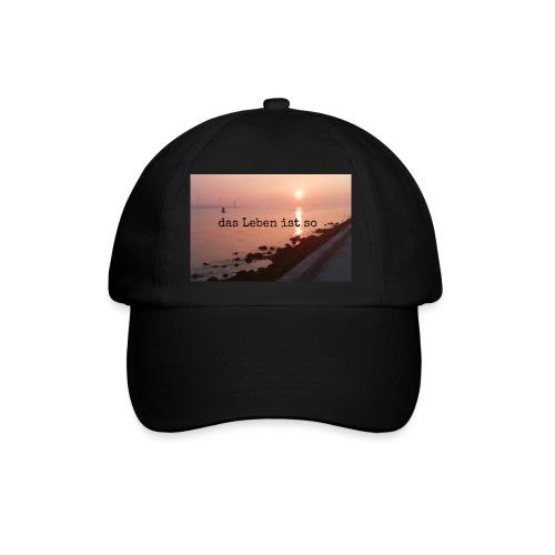 Sunset dLis - Baseballkappe