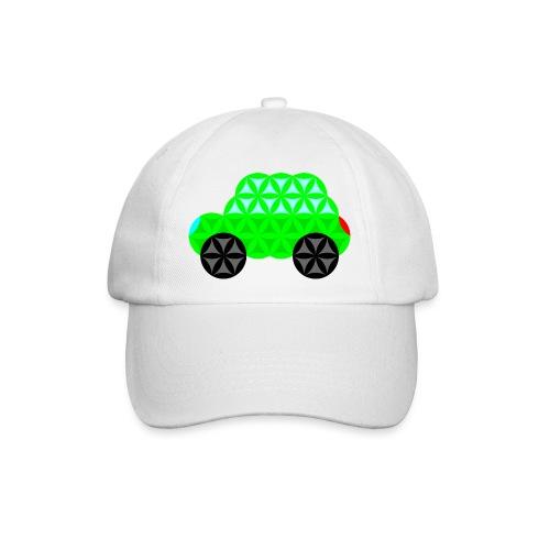 The Car Of Life - M01, Sacred Shapes, Green/R01. - Baseball Cap