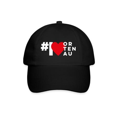 # I LOVE ORTENAU - Baseballkappe