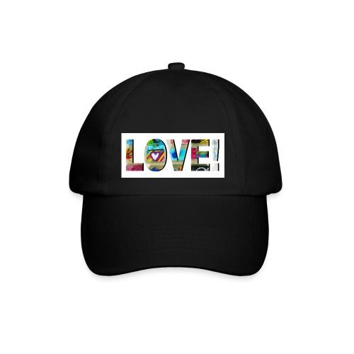 LOVE - Baseballkappe